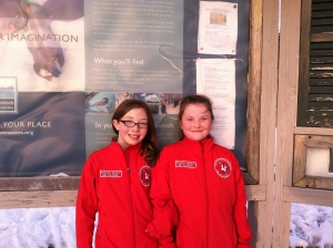 Youth Ski Patrol Members